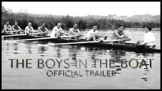 Download The Boys in the Boat - Official Trailer (HD) Video