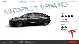 Download MODEL 3 CONFIGURATOR CHANGES AND NEWS Video