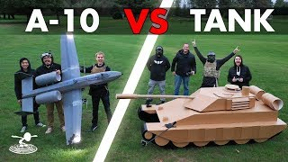 Download A-10 Warthog VS Tank - Epic Airsoft Battle Video