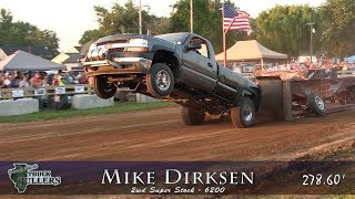 Download Central Illinois Truck Pullers - 2018 Butler Homecoming - Butler, IL Truck Pulls Video