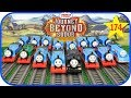Download THOMAS AND FRIENDS THE GREAT RACE #174 TRACKMASTER Journey Beyond Sodor Toy Trains for Kids Video