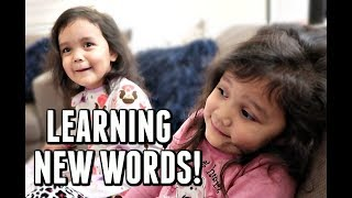 Download We're Learning New Words and How to Be a GOOD SPORT! - ItsJudysLife Vlogs Video