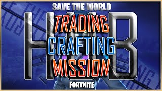 Download Fortnite Game Hub | Save The World Trade Live Stream | Love Storm Event Video