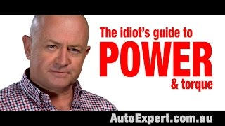 Download The idiot's guide to power & torque | Auto Expert John Cadogan | Australia Video