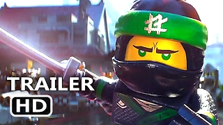 Download THE LЕGΟ NINJАGΟ MOVIE Official Trailer (2017) Animation Movie HD Video