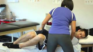 Download How to Transfer a Patient From a Bed to a Wheelchair : Physical Therapy Tips Video