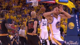 Download Steph Curry's Full Highlights From 2017 NBA Finals Video