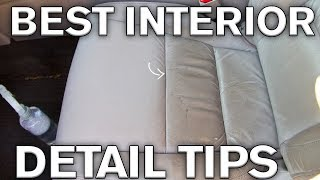 Download Best Interior Detailing Tricks: Leather and Plastics Video