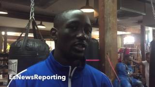 Download CRAWFORD SPEAKS CANDIDLY ON RELATIONSHIP WITH TIM BRADLEY; FAVORS BRADLEY OVER ANYONE AT 147LBS Video