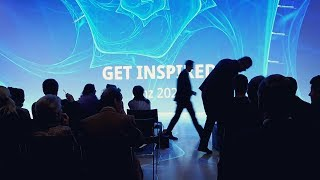 Download Get Inspired 2018 Video