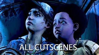 Download THE WALKING DEAD: Season 4 Full Episode 1 'Done Running' (Telltale Final Season) All Cutscenes Video