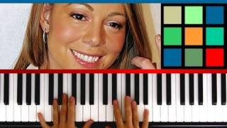 Download How To Play ″All I Want For Christmas Is You″ Piano Tutorial / Sheet Music (Mariah Carey) Video