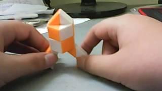 Download Hướng dẫn cách làm Tên lửa (Bom Nguyên tử) từ Rubik Rắn (Rubik Twist) Video