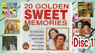 Download 20 Golden Sweet Memories disc.1 original audio Video