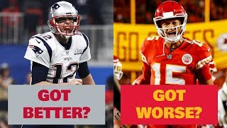 Download 5 NFL Teams that GOT BETTER in the 2019 Offseason... and 5 that GOT WORSE Video