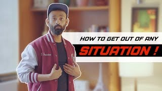 Download BYN : How To Get Out Of Any Situation ! Feat. Mumbiker Nikhil & BeerBiceps Video