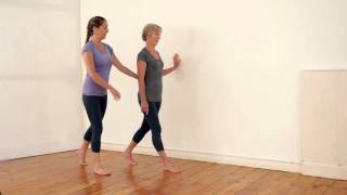 Download Pilates for Over 50s 2 standing and seated exercises Video