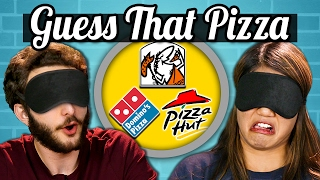 Download GUESS THAT PIZZA CHALLENGE! (Teens Vs. Food) Video