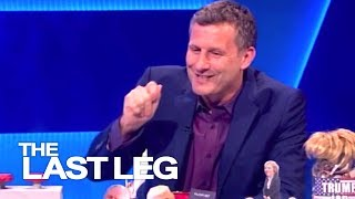 Download Nothing Can Beat The British Sense Of Humour - The Last Leg Video