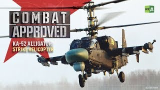 Download Ka-52 Alligator: Strike Helicopter. The Tank Destroyer Video