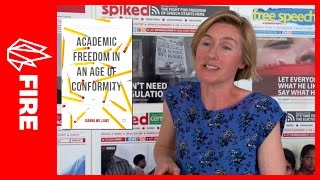 Download Joanna Williams of 'spiked' on 'Academic Freedom in an Age of Conformity' Video