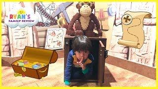 Download Legoland Treasure Chest Hunt surprise toys for kids! Hide N Seek Family Fun Children Activities Lego Video