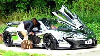 Download KSI McLaren GOLD DIGGER EXPOSED! 'SUPERCARS PRANK' Video