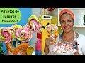 Download Como fazer Pirulitos de suspiros coloridos Video