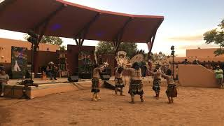 Download Joe Tahonnie Jr and White Mountain Apache Crown Dancers | New Mexico State Fair - Clip 11 Video