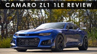 Download Review | 2018 Chevy Camaro ZL1 1LE | Over the Limit Video