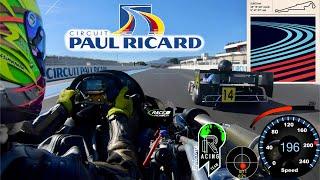 Download PAUL RICARD 2018 - Race 2 - Kevin Ranoarimanana - French Championship CIK-FIA - Superkart Video