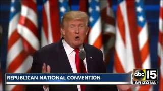 Download FULL SPEECH: Donald Trump - Republican National Convention - THE NEXT PRESIDENT OF THE USA? Video