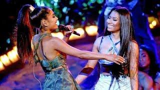 Download Ariana Grande ft Nicki Minaj Performance Side To Side Live at the AMA's 2016 Video