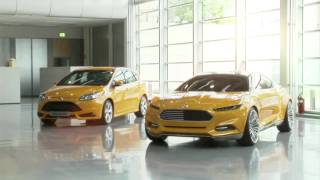 Download A look round the new Ford Design Centre extension - Cologne, Germany Video