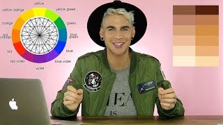 Download THE HAIR COLOR THAT WILL BEST SUIT YOU AND YOUR SKIN TONE! | bradmondo Video