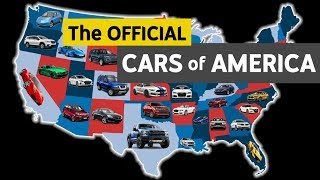 Download Most Popular Cars In Every US State! Video