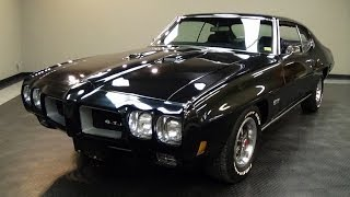 Download 1970 Pontiac GTO 455 V8 Muscle Car Video