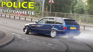 Download Tuner Cars Leaving a Car Meet - June 2017 Video