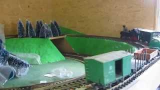 Download LGB Bahn im Aufbau - Teil 1 Video