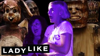 Download Chantel Pranks Ladylike At A Halloween Maze • Ladylike Video