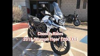 Download Chooch Rides - 2018 Triumph Tiger 1200 XRt Video
