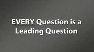 Download The Secret to Successful Cross-Examination Video