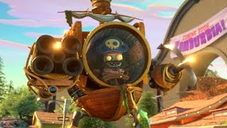 Download NEW Plants vs. Zombies: Garden Warfare 2 - Frontline Fighters DLC Trailer Video