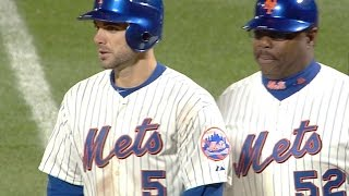 Download LAD@NYM: Wright's 1,000th hit gives the Mets the lead Video