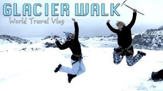 Download EPIC Glacier hike - ICELAND | World Travel Vlog Video
