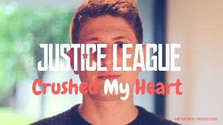 Download JUSTICE LEAGUE (2017) Crushed Me - A Review or Rant Video