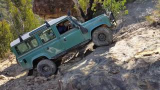 Download Land Rover Defender @ Farmers Creek Lithgow Video