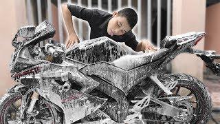 Download Lần Đầu Rửa Xe Kiểu Này Với Máy Rửa Xe HIROMA Video