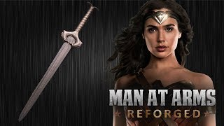 Download Wonder Woman - God Killer Sword - MAN AT ARMS: REFORGED Video
