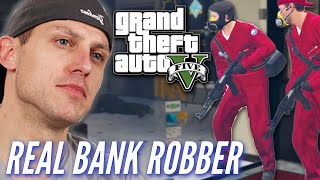 Download Ex-Bank Robber Attempts A Heist In Grand Theft Auto V • Pro Play Video